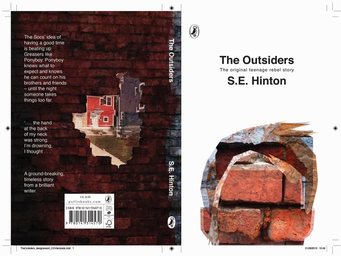 an analysis of the boyhood in the novel the outsiders by s e hinton The outsiders is a classic in young adult fiction that revolutionised the genre by presenting adolescent characters that were the opposite of everything a teenager, by adult standards, should have.